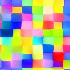 Color chess board II