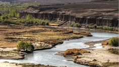 Chanda  and  Bhaga  river  at  Tandi