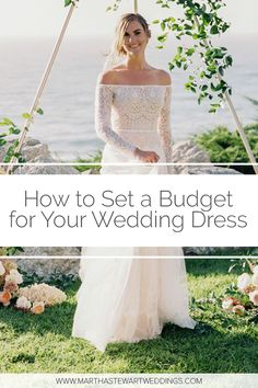 Wedding Checklist How to Set a Budget for Your Wedding Dress Budget Wedding Dress, Beach Wedding Bouquets, Wedding Costs, Plan My Wedding, 2015 Wedding Dresses, Wedding Dress Shopping, Casual Wedding, Beach Weddings, Wedding Favors