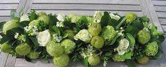 Klassiek tafelstuk maken met uitleg en foto's via online bloemschikcursus