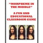 This is another in a series of fun and educational activities that I have put together for use in your Grade 5-9 ELA classroom. This challenging ga...