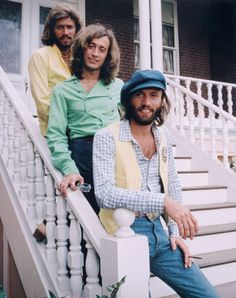 The Bee Gees I play them when life is kickin my ass. I always feel better.