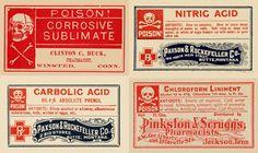 Image from http://ruffledmedia.ruffled.netdna-cdn.com/wp-content/upLoads/vintage-poison-labels-chemistry-halloween01.jpg.