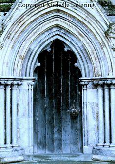 English Door - Photography
