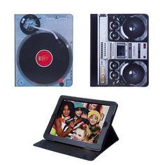 Cool iPad cases. Fundas para iPad chulas.