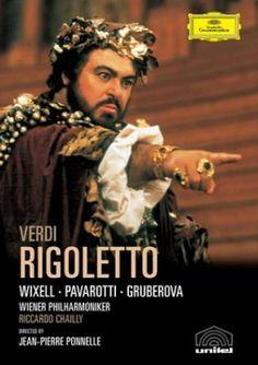 Rigoletto [videorecording] / music by Giuseppe Verdi Luciano Pavarotti,