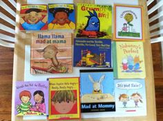 helpful books for children dealing with behavioral/social/difficult issues