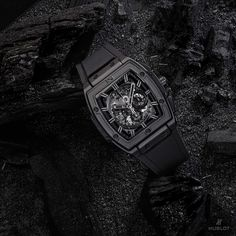 10th Anniversary Hublot All Black Concept - Spirit of Big Bang All Black