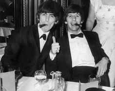 George & Ringo 1964
