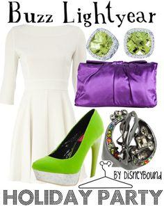 DisneyBound: Buzz Lightyear