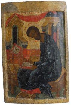 St. Luke the Evangelist, circa 1520