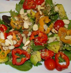 Healthy dinner option. Click for ingredients!