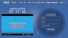 Likes free trial facebook Free Instagram