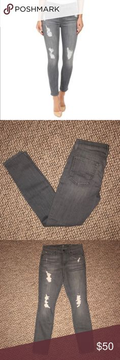 🆕 7 for all mankind ankle gwenevere size 28 New without tags !!! 7 for all mankind ankle gwenevere jean size 28. Details in pictures. D51 7 For All Mankind Jeans