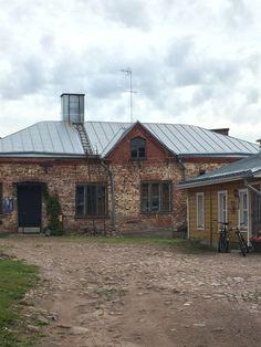 Hamina Finland Cabin, House Styles, Travel, Home Decor, Finland, Viajes, Decoration Home, Room Decor, Cottage