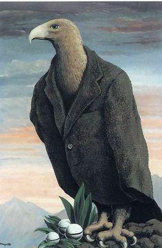"René Magritte - ""The Present"" ══════════════════════ BIJOUX DE GABY-FEERIE ☞ http://gabyfeeriefr.tumblr.com/ ✏✏✏✏✏✏✏✏✏✏✏✏✏✏✏✏ ARTS ET PEINTURES - ARTS AND PAINTINGS ☞ https://fr.pinterest.com/JeanfbJf/pin-peintres-painters-index/ ══════════════════════"