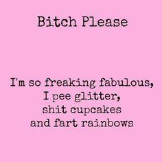 #bitchplease #idreaminglitter #charaandglitter