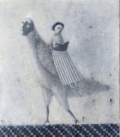 Svetlana Rumak: Reading & Dreaming repinned by www.jane-davis.co.uk