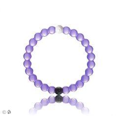 Lokai Purple Limited Edition Bracelet ($18) ❤ liked on Polyvore featuring jewelry, bracelets, purple jewellery, purple jewelry and purple bangles