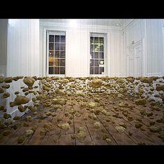 """Cornelia Parker, """"Subconscious of a Monument"""", 2002"""