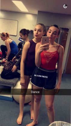 Kendall snapchat story (uploaded by kal13 gym17nastics)