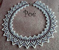 Poe жемчуг: воротники