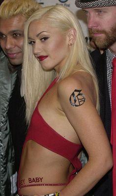 Gwen stefani fake nude