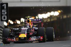 Daniil Kvyat, Red Bull, Monte-Carlo, 2015 - F1 Fanatic