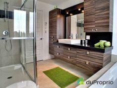 Salle de bain de rêve à voir à St-Nicolas #DuProprio