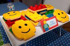 Lego 7th Birthday Party   CatchMyParty.com