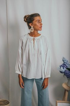 Basic Outfits, Boho Outfits, Fashion Outfits, Minimale Kleidung, Artisan Clothing, Playsuit Dress, Minimal Dress, Trendy Dresses, Models