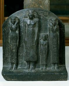 Ukhotep II and his family relief Middle Kingdom •Cairo Egyptian Museum•