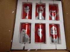 Marvel Coca-Cola Mini 6 pack Cans Complete Set #CocaCola