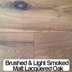 Engineered Flooring – Tuscan Vintage Oak Brushed & Light Smoked  http://www.flooringvillage.co.uk/tuscan-vintage-oak-light-smoked-brushed-matt-lacqured-engineered-flooring-2629-p.asp