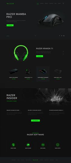 Razer redesign full