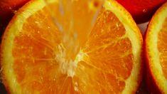 Video Footage, Stock Footage, Orange, Fruit