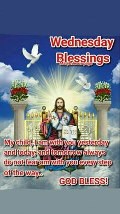 Wednesday Morning Greetings, Sunday Morning, Good Morning, Do Not Fear, Yesterday And Today, Beautiful Morning, Mornings, Blessings, Jesus Christ