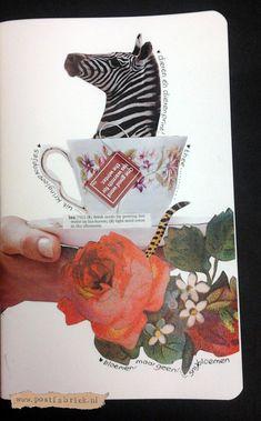 Via Robin Magazine leerden we het Round Robin project kennen. Hierbij vorm je een groepje en koop je ieder een …Lees verder »