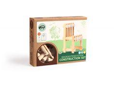 Holzspielzeug - Baukasten-System - Stuhl II