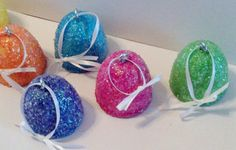 Candy Land Inspired Gumdrop Ornaments for by FakeCupcakeCreations