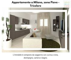 - Piave/Tricolore (MI) - 2 locali - 55 mq - €340.000  ➡️ Proponiamo a Milano, zona Piave - Tricolore, appartamento al piano terra con affaccio interno allo stabile ed in fase di ristrutturazione con possibilità di intervenire sul capitolato e personalizzarlo a proprio piacimento.