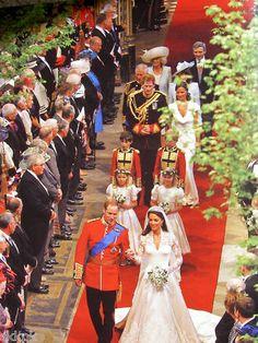 Prince William of England royal wedding