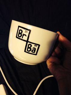 Breaking Bad mug #diy