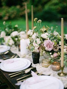 Wedding romance on the beautiful grounds of Lewis & Clark via Magnolia Rouge