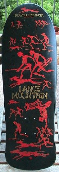 Lance Mountain - by Powerll & Peralta - I loved this deck.