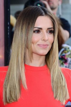 <p>Cheryl Cole was a lady in red at this weekend's X Factor London auditions. </p>