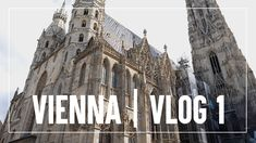 VIENNA - eine sehenswerte Stadt? | VLOG 1 Vienna, Notre Dame, World, Instagram, Building, Youtube, Travel, Viajes, Buildings