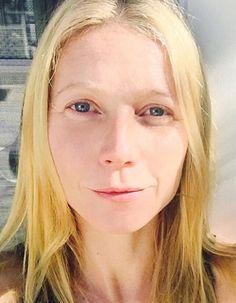 Gwyneth Paltrow n'a aucune crainte lorsqu'il s'agit de se montrer sans maquillage.  http://www.elle.fr/Beaute/News-beaute/Beaute-des-stars/Gwyneth-Paltrow-son-selfie-avant-apres-l-etape-make-up-2874290