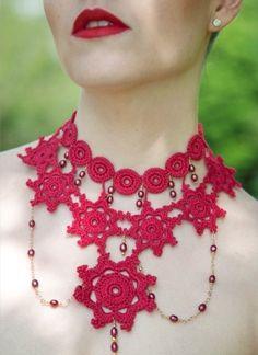 Irish Designer Delights with Crochet Accessories | Darren Kennedys ... www.helpmystyle.ie
