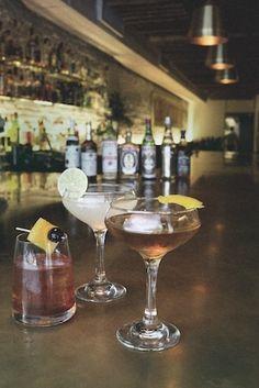 Forgotten Spirits Making Vintage, High-End Cocktails
